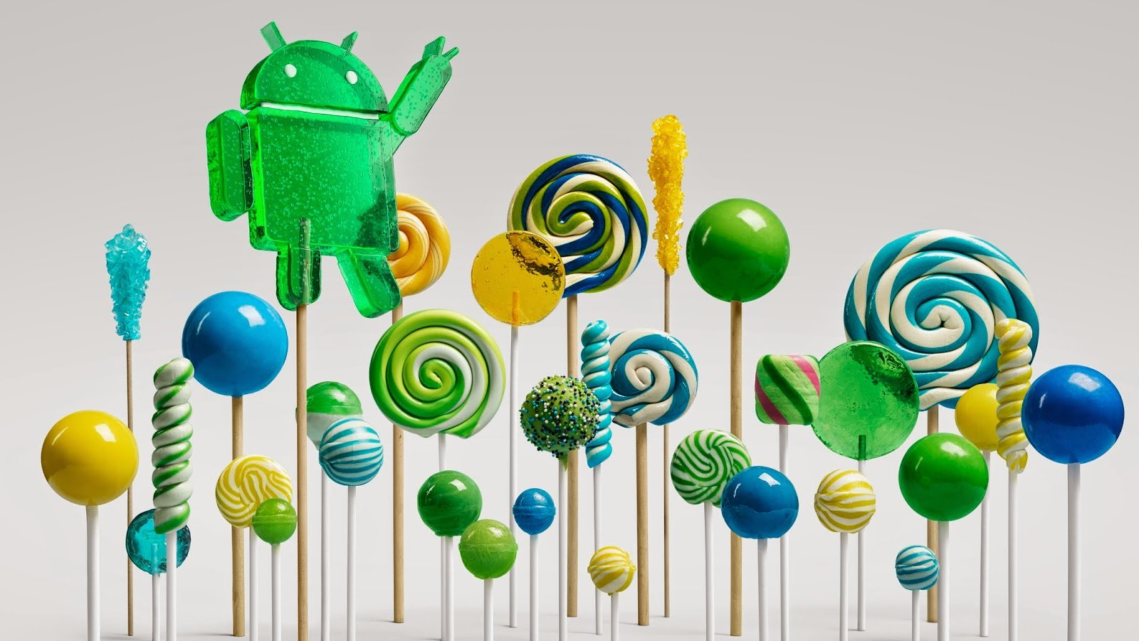 Android 5.0 Lollipop Ufficiale