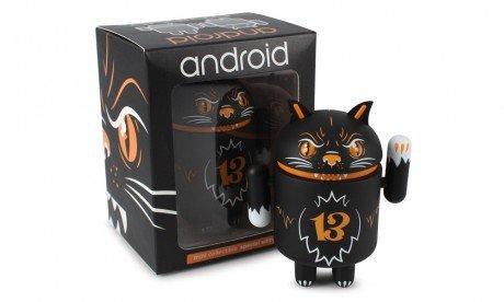 Android Halloween Figure