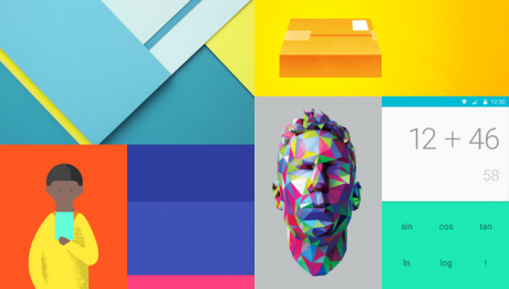 Android L images