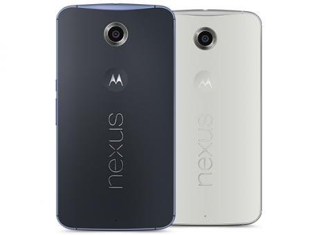 Fotocamera Nexus 6