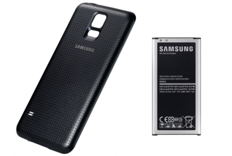 Galaxy S5 Extended Battery Kit