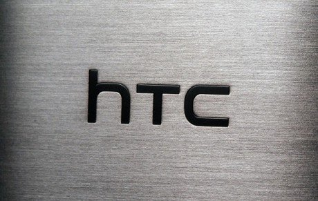 HTC 1 M8 back logo