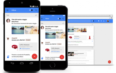 Inbox by Gmail: Google avvia il rilascio degli inviti