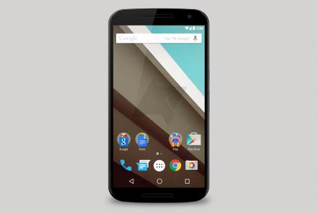 Nexus 6 Android 5.011