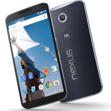 Nexus 6 Play Store