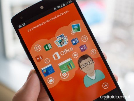 Office Android e1414517552136