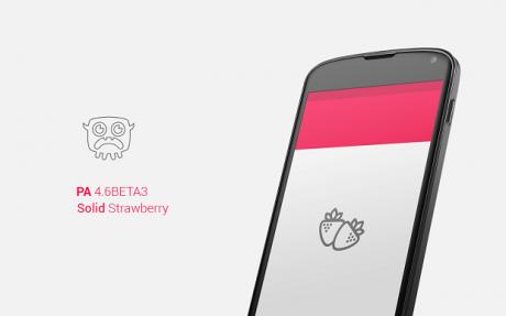 Paranoid Android 4.6 beta 3