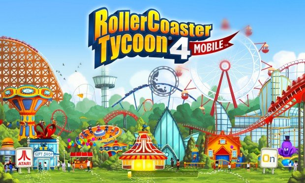 RollerCoaster Tycoon-3