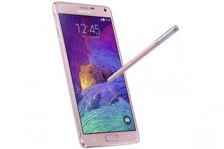 SM N910 Blossom Pink Dynamic Pen 0171