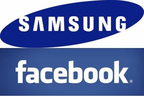 Samsung Facebook Logo