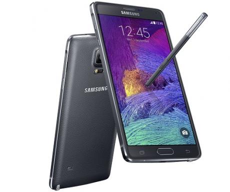 Samsung Galaxy Note 4 Ufficiale