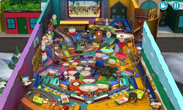 South Park Pinball-1