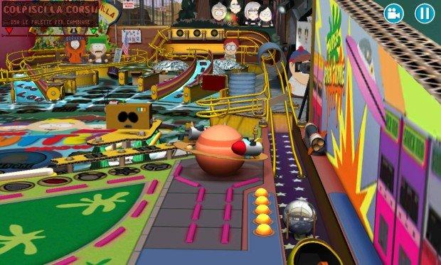 South Park Pinball-2