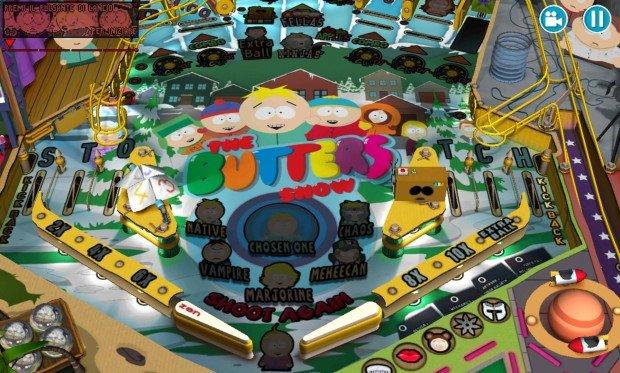 South Park Pinball-3