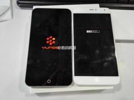 YunOS-powered-Meizu-MX4-Pro-spotted-in-the-wild (1)