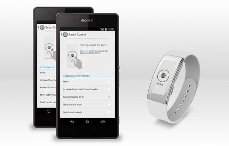 App smartband talk
