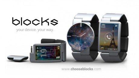 Blocks watches