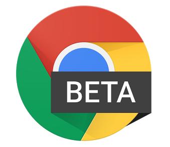 Chrome beta android l material design