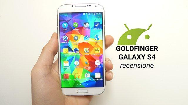 Goldfinger ROM su Galaxy S4, la nostra recensione
