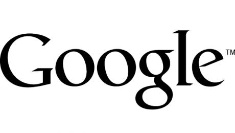 Google logo flat black1