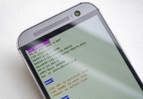 M8 bootloader 1