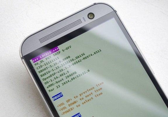 HTC One M8: sbloccare il bootloader, S-Off e tanto altro nella nostra guida
