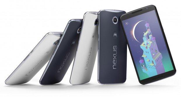 Nexus 6 ufficiale: caratteristiche, data e prezzo