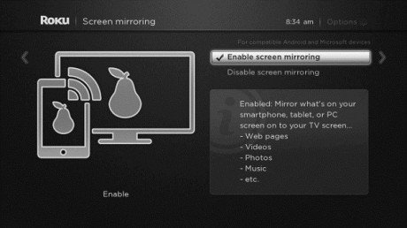 Nexus2cee Roku Settings ScreenMirroring Enable1 668x375