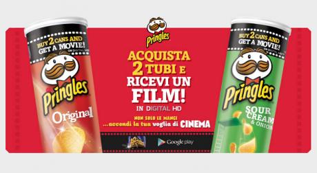 Pringles google play