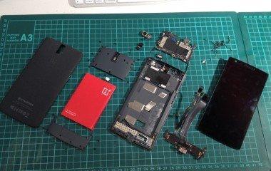 I problemi al touch di One Plus One sarebbero di natura hardware!