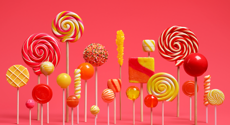 Android Lollipop 5.02