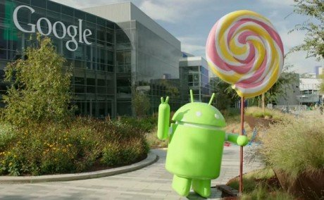 Android Lollipop Statue1