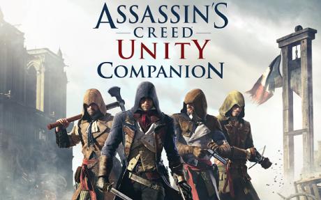 Assassin's Creed Unity App