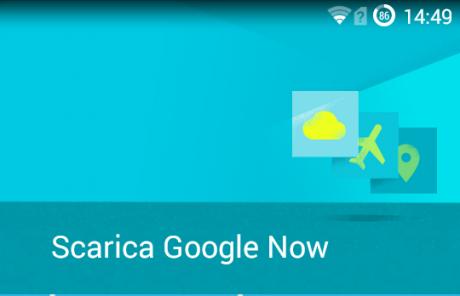 Google Search 4.0 in Material Design