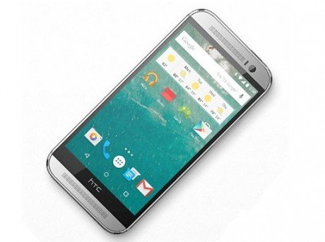 HTC One M8 GPE with Android 5.0 Lollipop