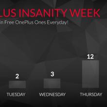 Insanity week