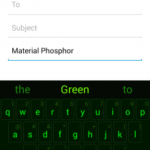 Material-Phosphor-Green-SwiftKey
