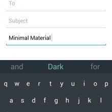 Minimal-Material-Dark-SwiftKey1