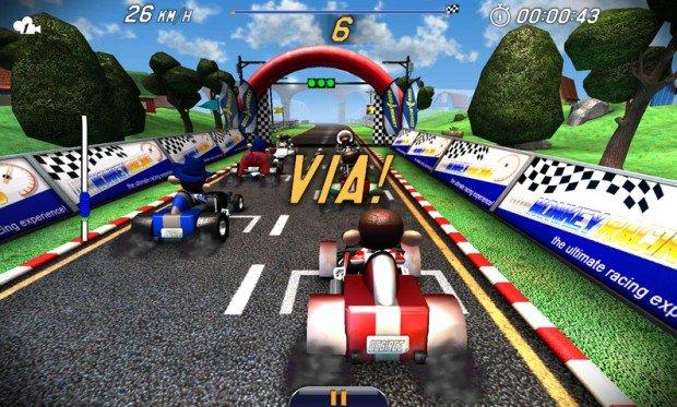 Monkey Racing-1