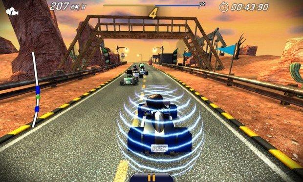 Monkey Racing-2