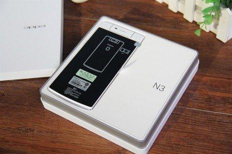 Oppo N3 unboxing 4