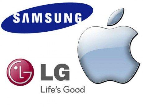 Samsung Apple Lg
