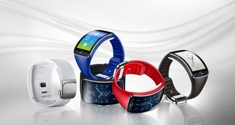 Samsung Gear S Wrist Watch Straps Colours
