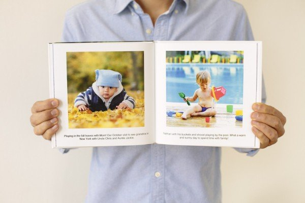 Simple Prints Photo Books