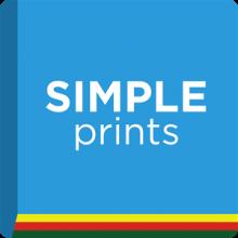 Simple Prints Photo Books-icona