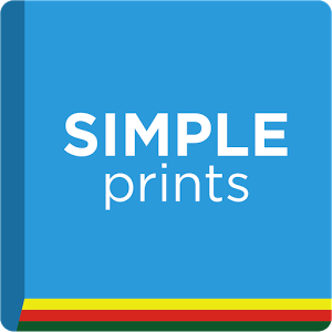 Simple Prints Photo Books-icona