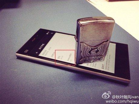 Xiaomi Mi3 AndroidLollipop