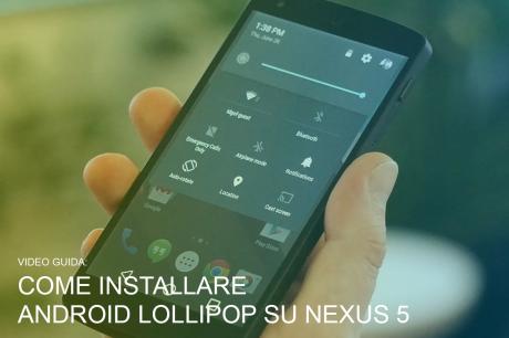 Anrdoid l nexus5