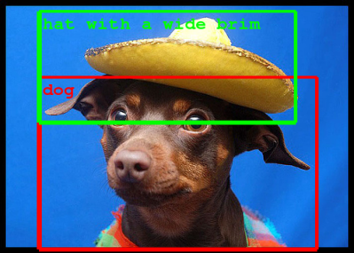 cane-cappello