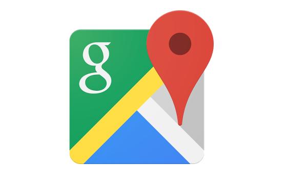 google maps material